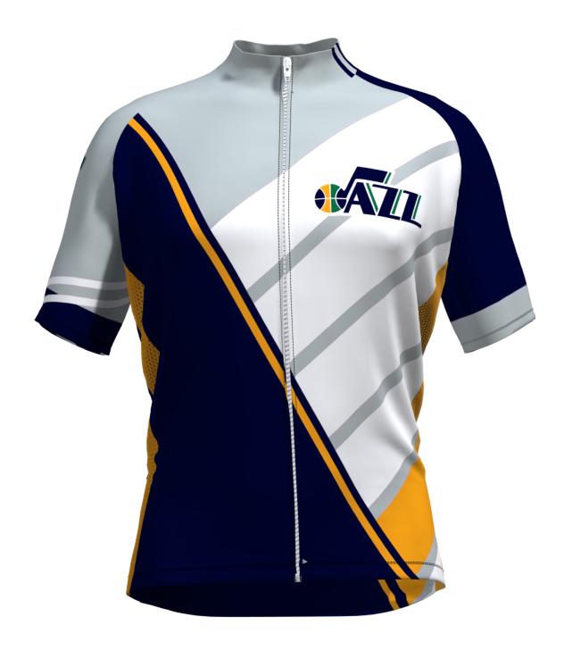 bdfac20d997 Utah Jazz Aero Cycling Jersey - see all the NBA choices at http