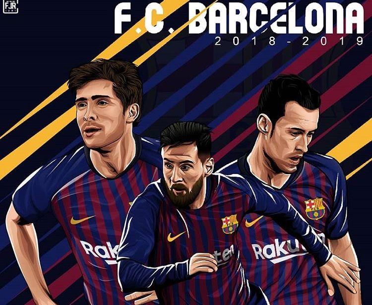 Pin En Barcelona Illustration