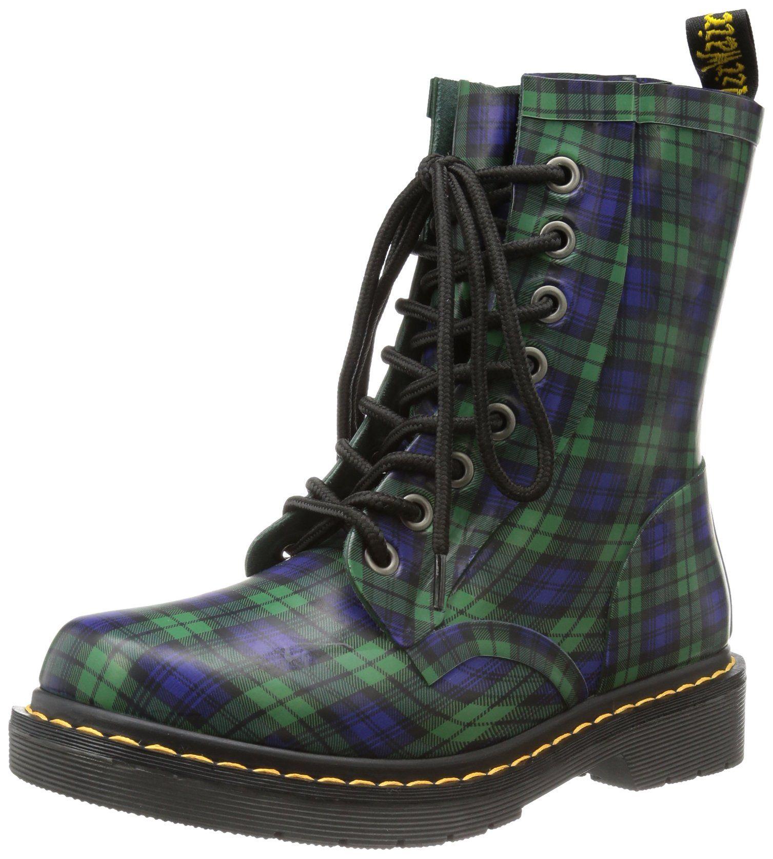 Amazon.com: Dr. Martens Women's Drench Boot: Shoes