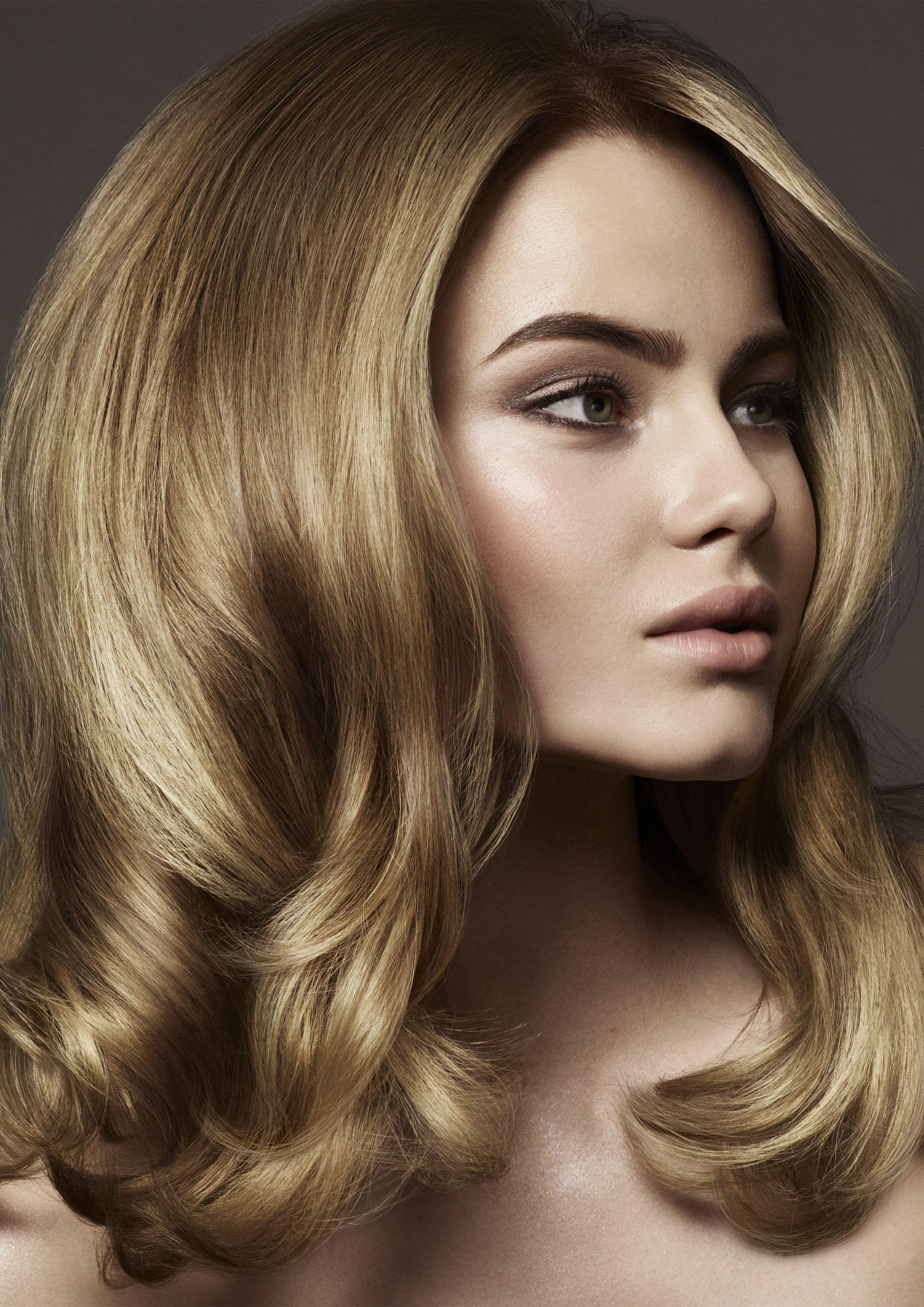 Bayalage Balayage, Keratin hair, Blow dry