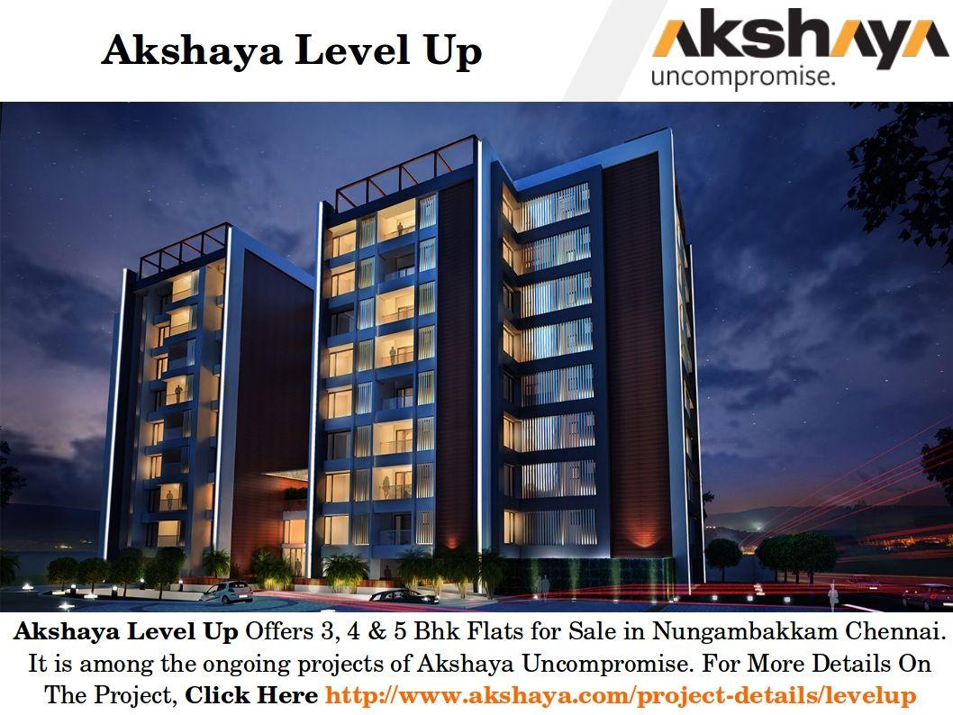 Akshaya homes chennai ongoing projects