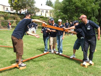 The Diamond – Team work Initiatives | Teambuilding Activities ...
