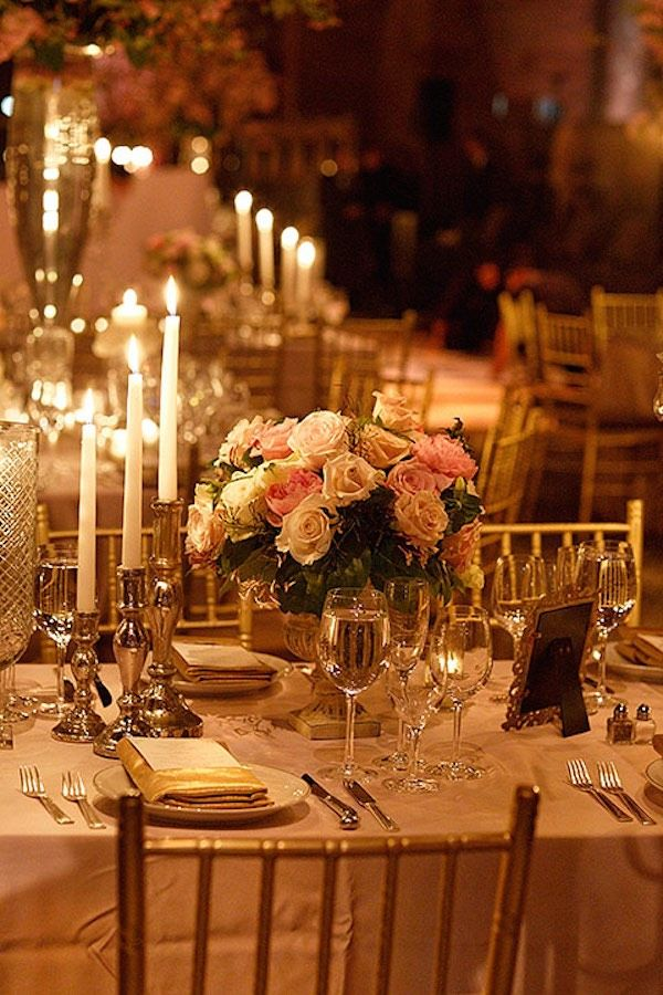 Luxurious New York City Wedding At Cipriani Winter Wedding Ideas