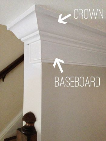 How To Add Extra Beefy Crown Molding   Young House Love. How To Add Extra Beefy Crown Molding   House  Crown moldings and