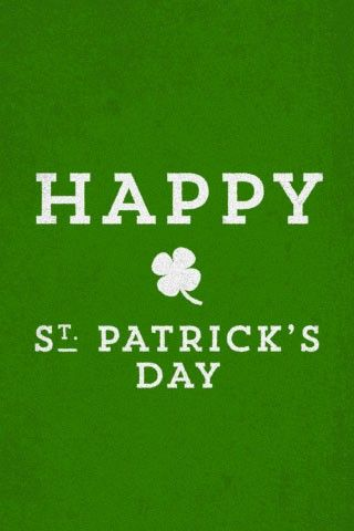 Happy St Patricks Day Iphone Wallpaper From Bambu St