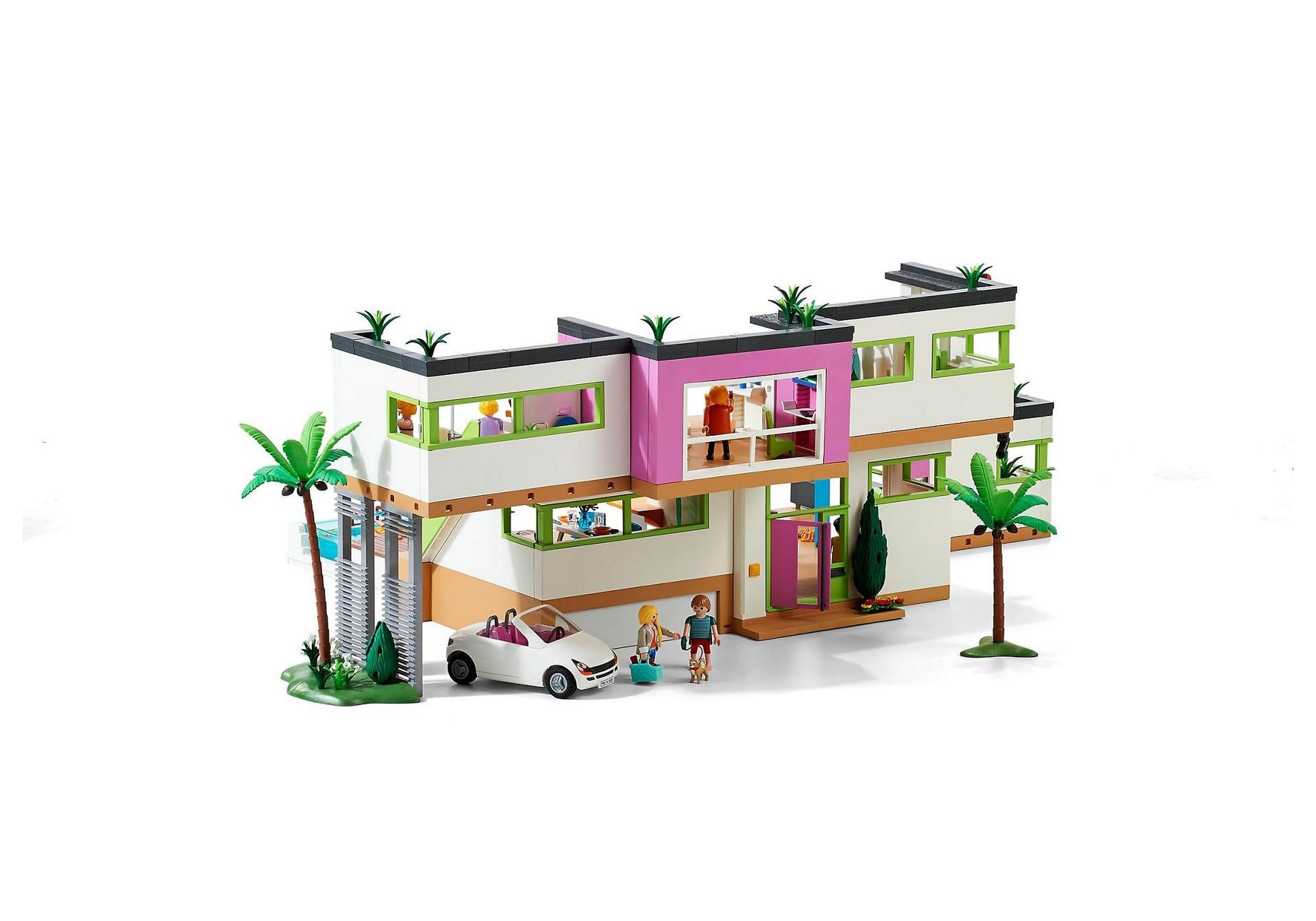 Maison moderne - 5574 - PLAYMOBIL® France | playmobil | Playmobil ...
