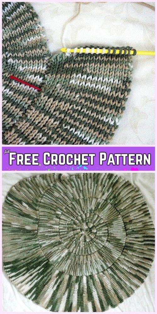 Spiral Afghan Blanket Crochet Free Pattern | Pinterest | Ganchillo ...