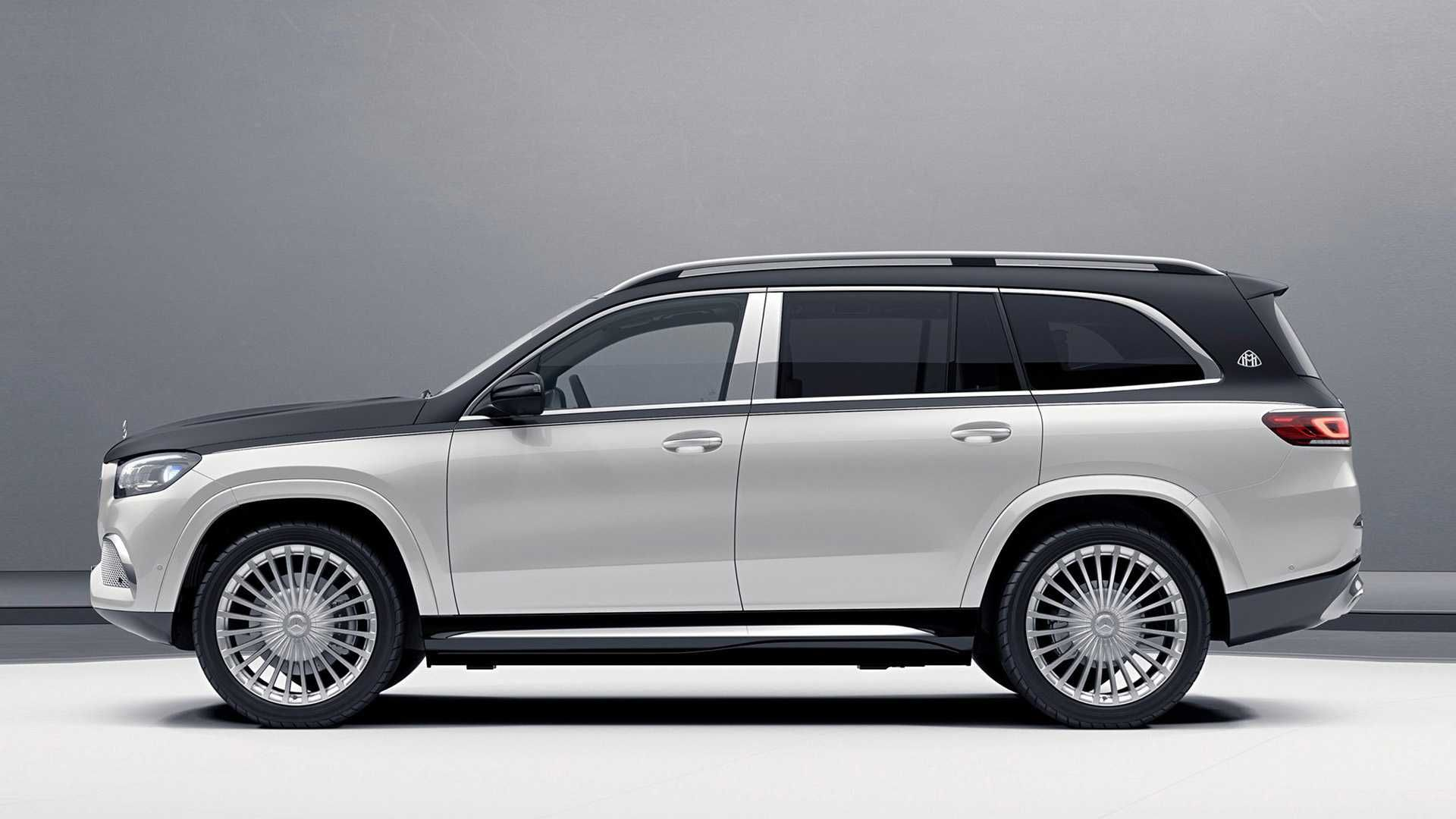 Mercedes Maybach Gls Revealed As Opulent Suv With 4 Or 5 Seats Mercedes Maybach Maybach Mercedes Benz Gl