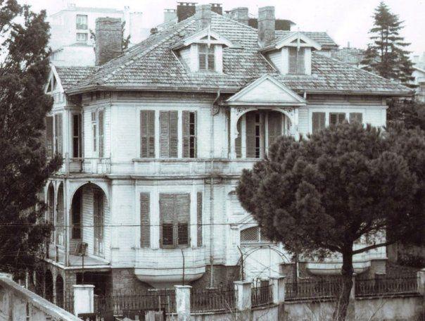 Harter Whittal család villája - Forrás: Kadıköy Arşivi