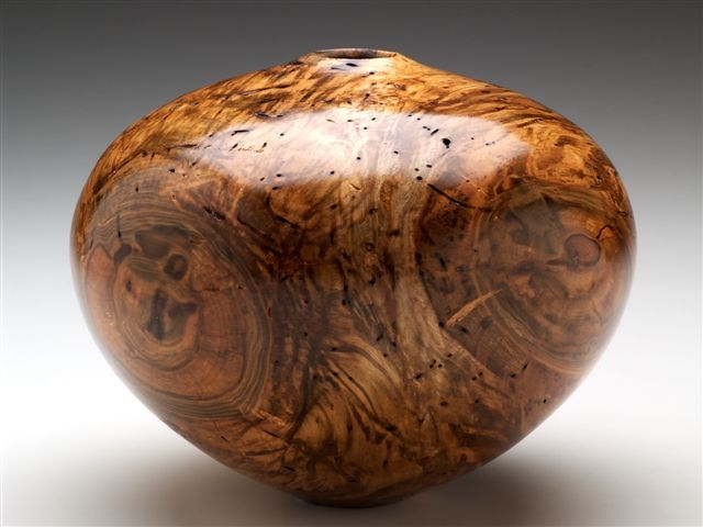 Woodwork Artist Charles Farrar Made This Vessel. All Of His Work Is  Beautiful And He