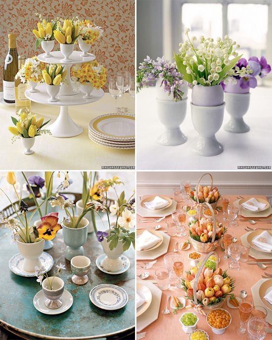 Spring is in the Air Decorating Ideas Spring weddings Easter