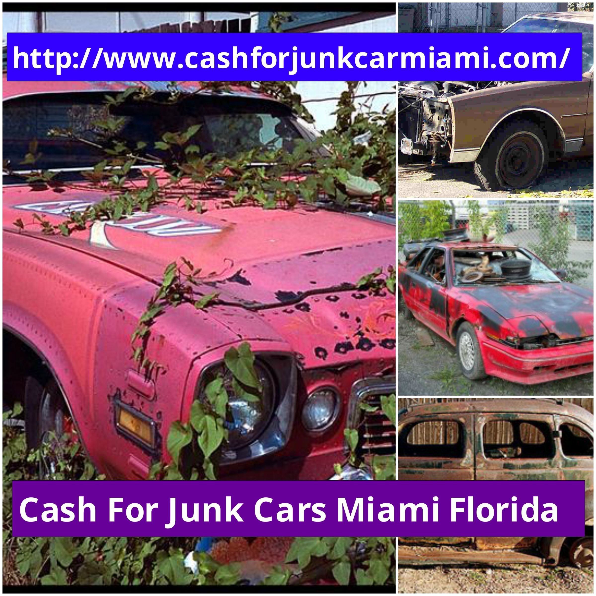 http://www.cashforjunkcarmiami.com/ Cash for junk cars Miami ...