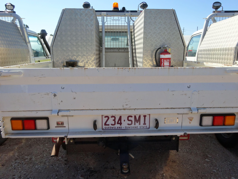 Pin by Mine Vehicles on 234SMI Toyota Landcruiser