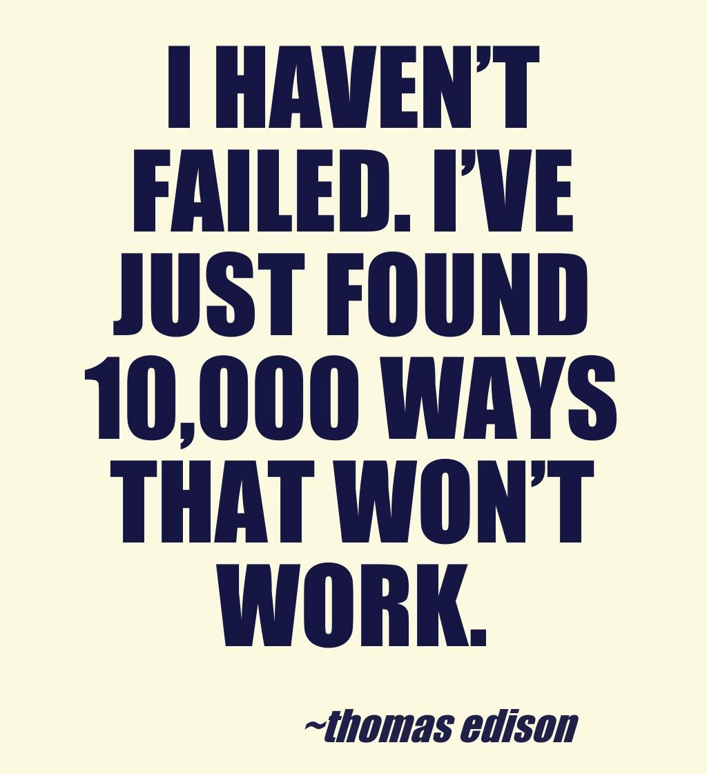 Innovation Quotes Great Quote From Thomas Edison On #innovation Follow Us On Twitter