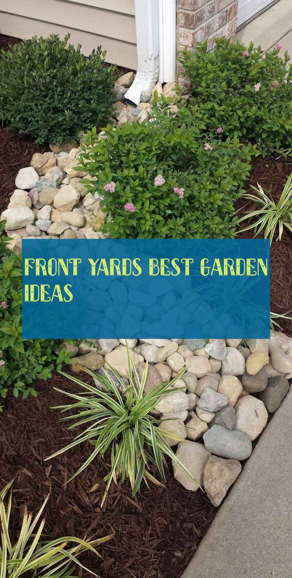 Front Yards best garden ideas