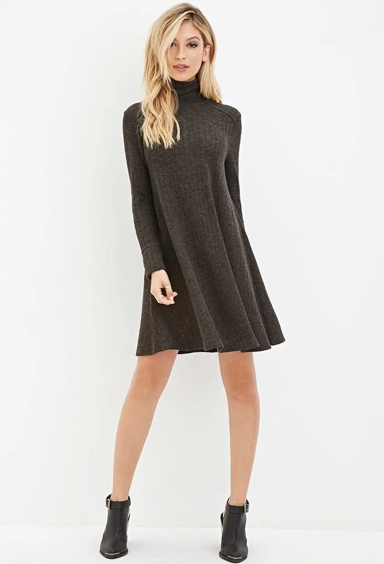 Marled Tunic Sweater | Forever 21 #foreverfamily | forever 21 ...