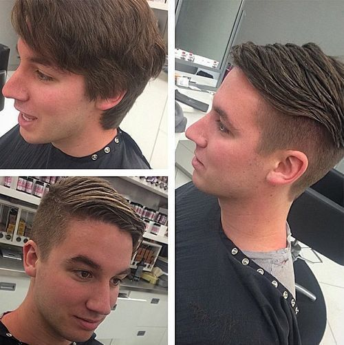 50 Superior Hairstyles and Haircuts for Teenage Guys ...
