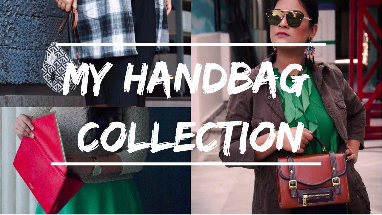 My Handbag Collection | Aarushi Jain