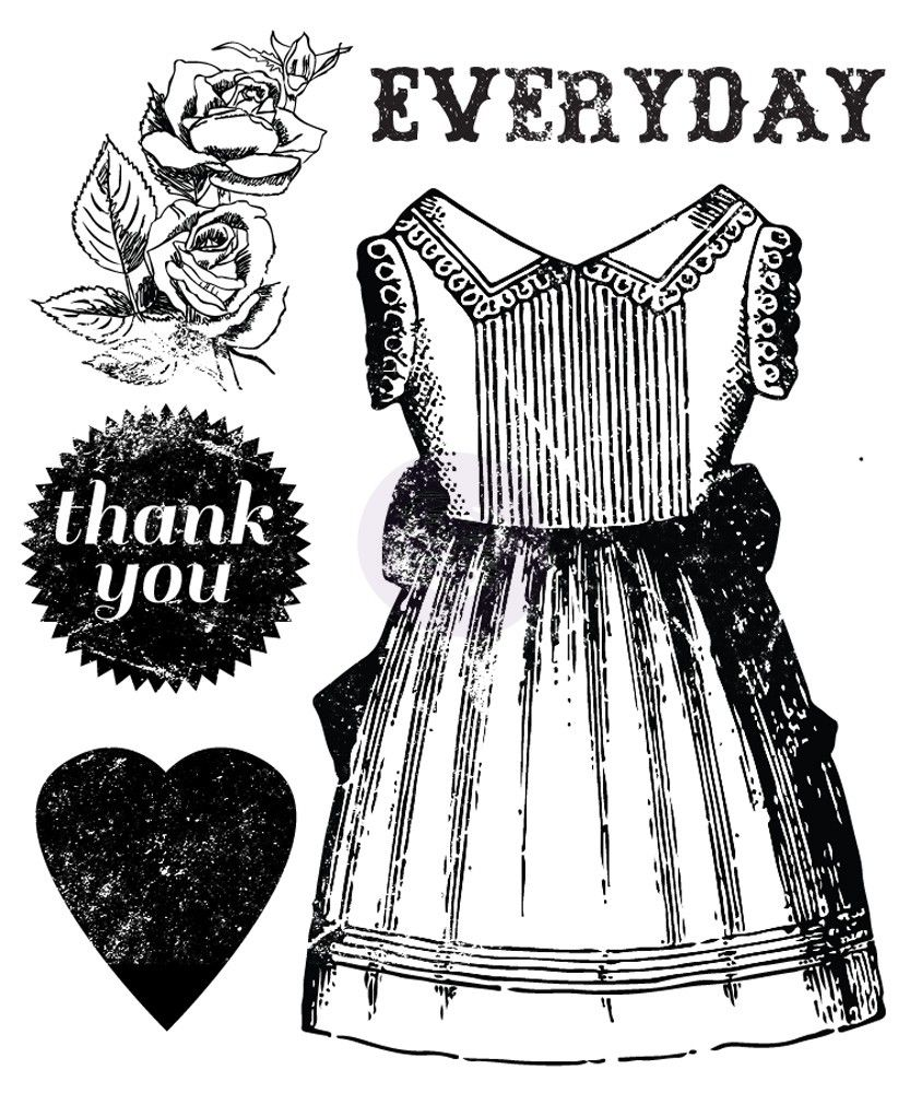 "Anna Marie- 2.5"" x 3"" Clear Stamp - Anna Marie - Collections - Shop Products - Store"