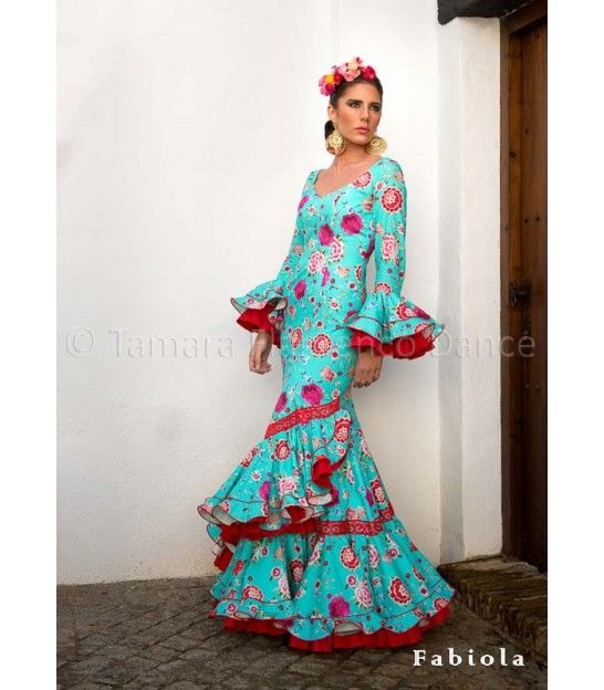 trajes de flamenca 2016 - - Fabiola