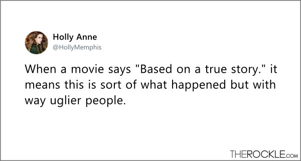 Just a Bunch of Funny Posts About Movies