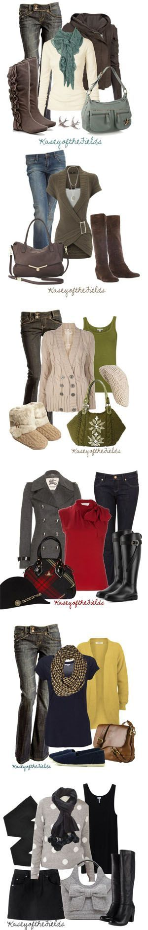 12 Cozy Fall Fashions - Honeybear Lane