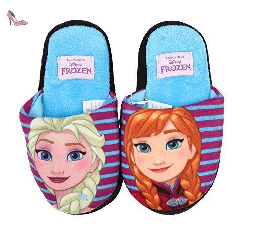 Disney Frozen Chaussons Pantoufles Baskets Fille