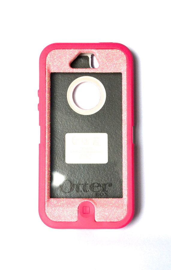 OtterBox Defender Series Case iPhone 5 Glitter by NaughtyWoman, $45.99