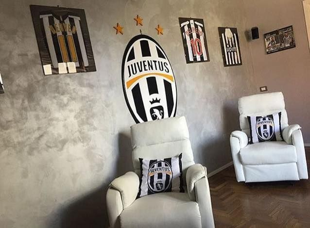Juventus Inspired Room Juventus Room Inspiration Room Latest juventus room paint color