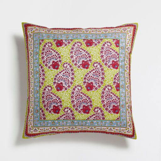 zara home: printed linen cushion   room/ house deco   pinterest