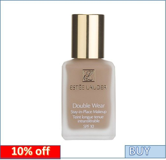 Click to save 10% on Estee Lauder Double Wear Stay-in-Place Makeup. #makeupsale