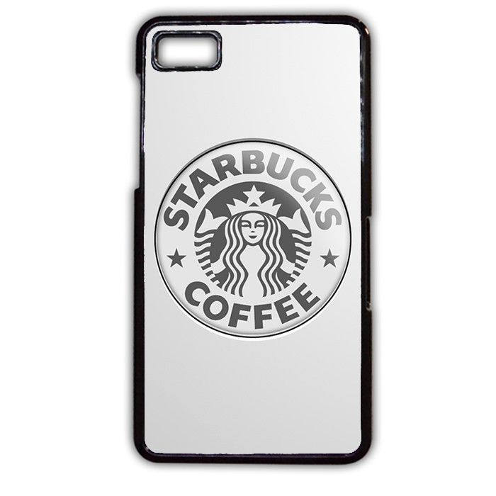 Starbucks TATUM-10079 Blackberry Phonecase Cover For Blackberry Q10, Blackberry Z10