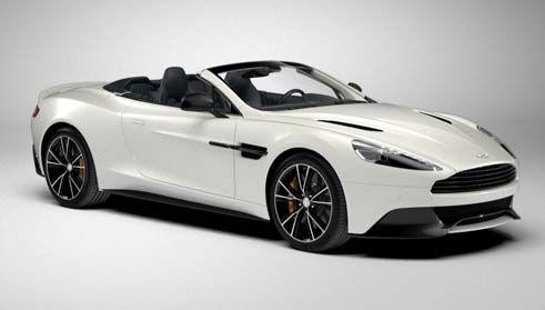 My Aston Martin Vanquish Volante | My Cars | Pinterest | Aston ...