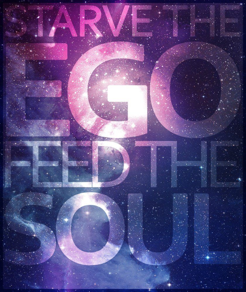 How Do I Know If It S My Soul Or My Ego Talking Ego Soul Fractal Enlightenment