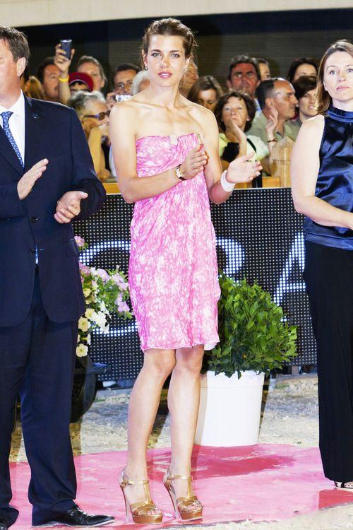 Charlotte Casiraghi - Milan Fashion Week | Monaco | Pinterest ...