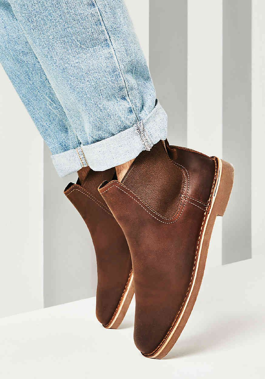 cf65f35f66b Featuring the Men's Clark Bushacre Hill Boot | Ballet flats | Boots ...