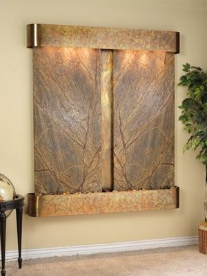 Fashionable Interior Design Waterfall From Adagio