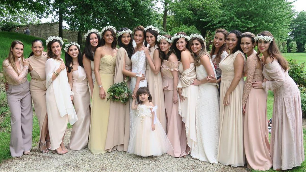 Paris Wedding Guests Women Dress