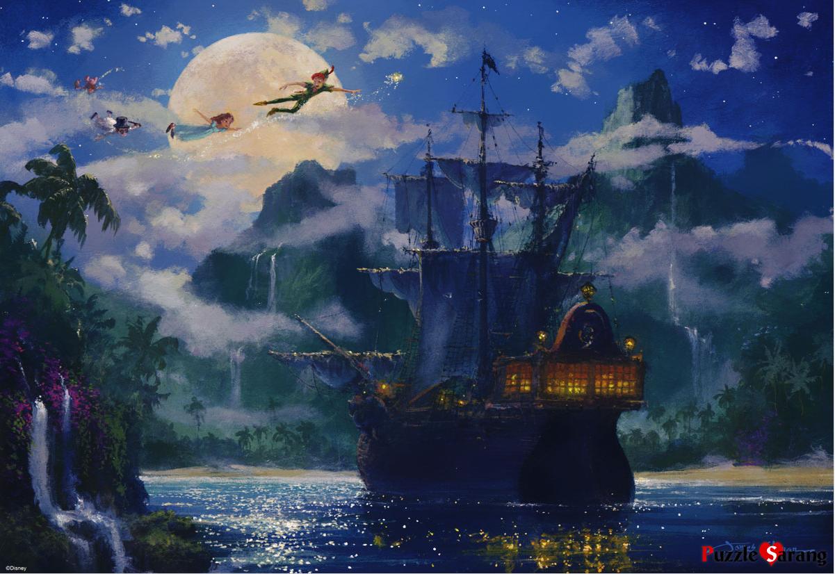 Image result for thomas kinkade disney puzzles Disney