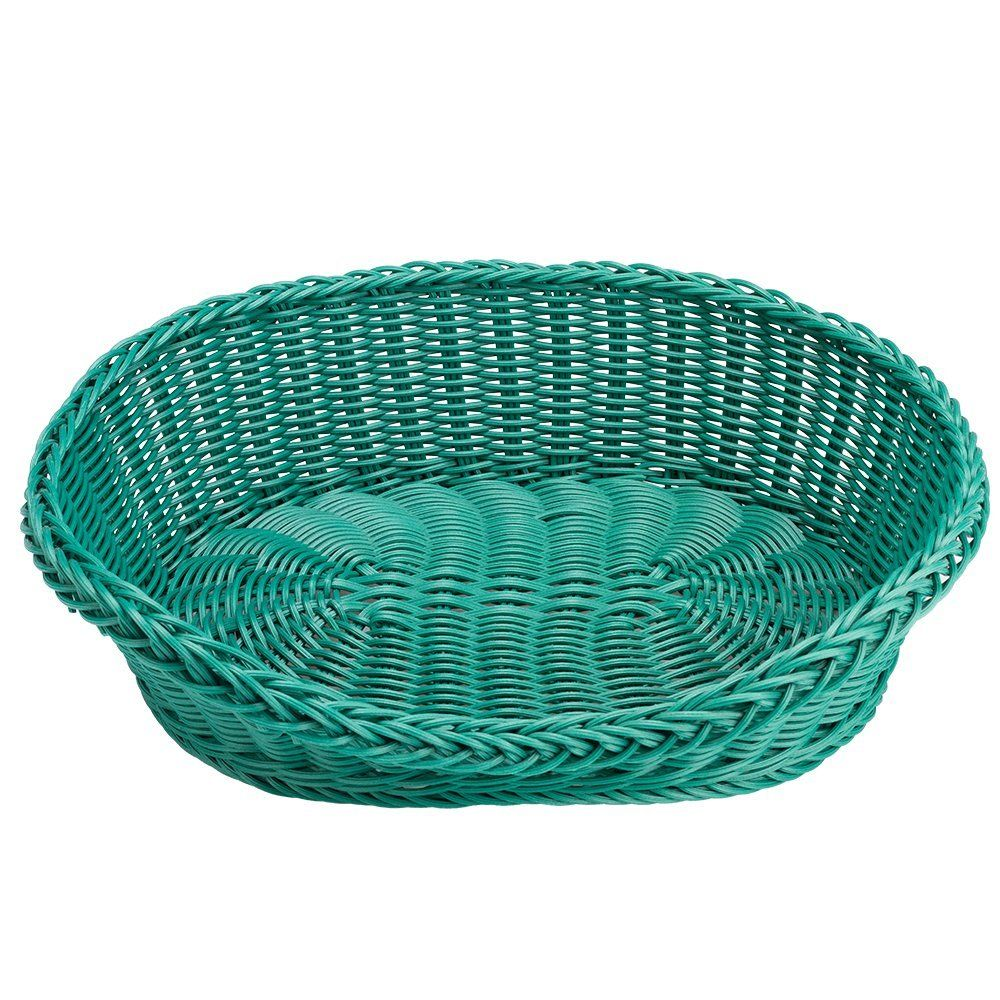 catperi Washable cat Beds, Wicker Beds and Basket for