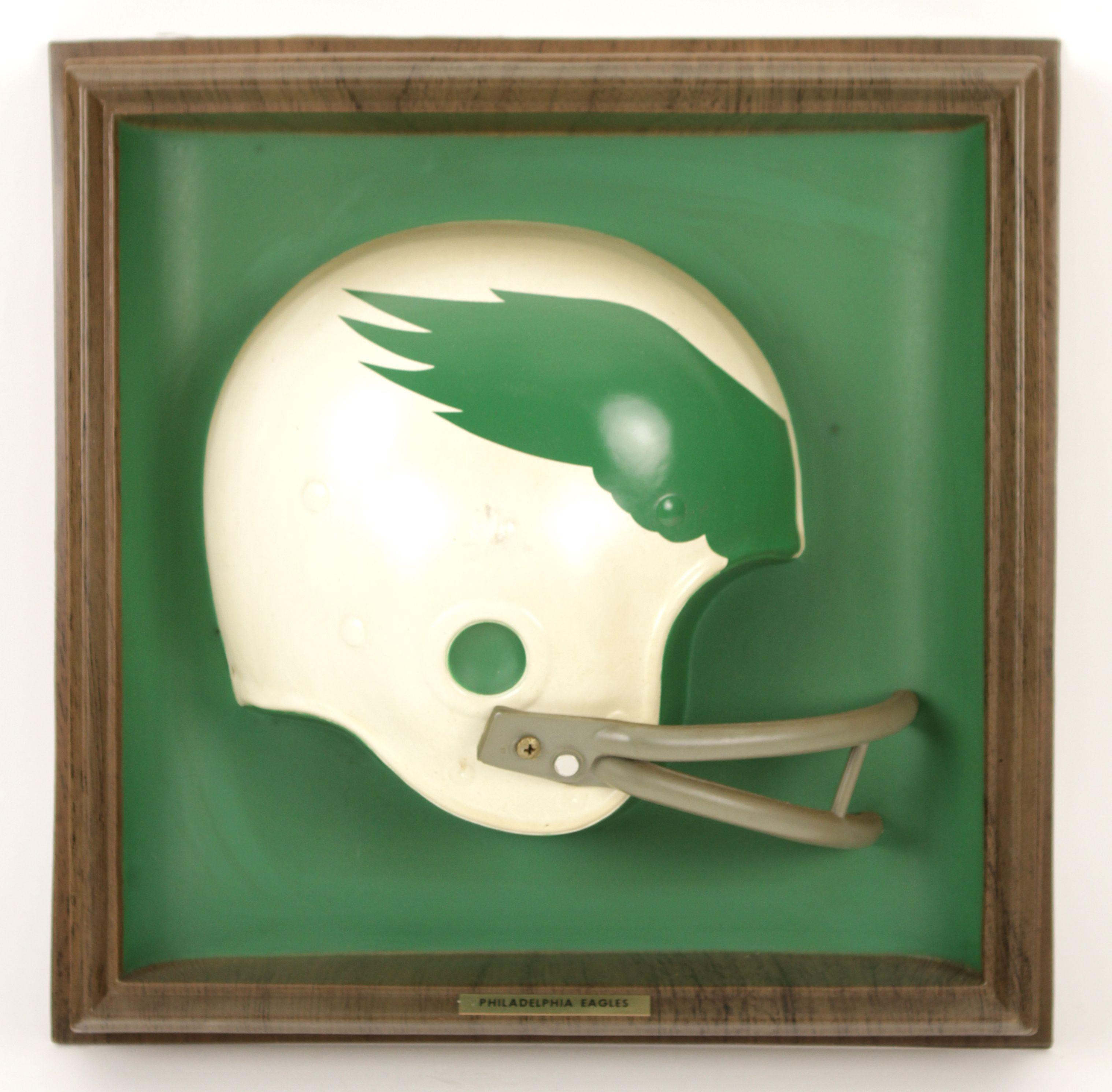 Lot Detail 1969 70 Circa Philadelphia Eagles Nfl Football Helmet Nfl Football Helmets Eagles Nfl Football Helmets