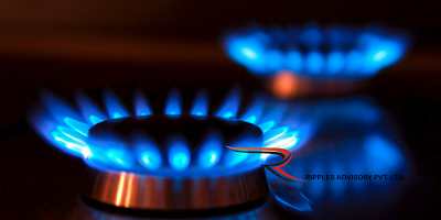 We Expect Natural Gas Prices To Trade Positive Ripples Advisory Pvt Ltd Gas Prices Green News Gas