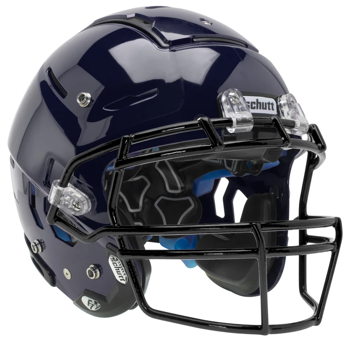 Schutt F7 LX1 Youth Football Helmet w/ attached Carbon