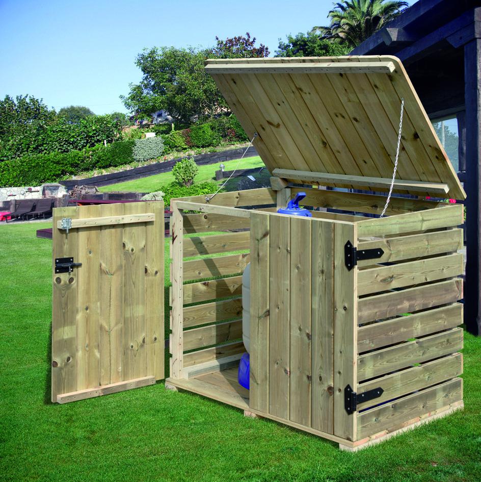 Caseta de madera para depuradoras de arena depuradoras for Caseta depuradora piscina