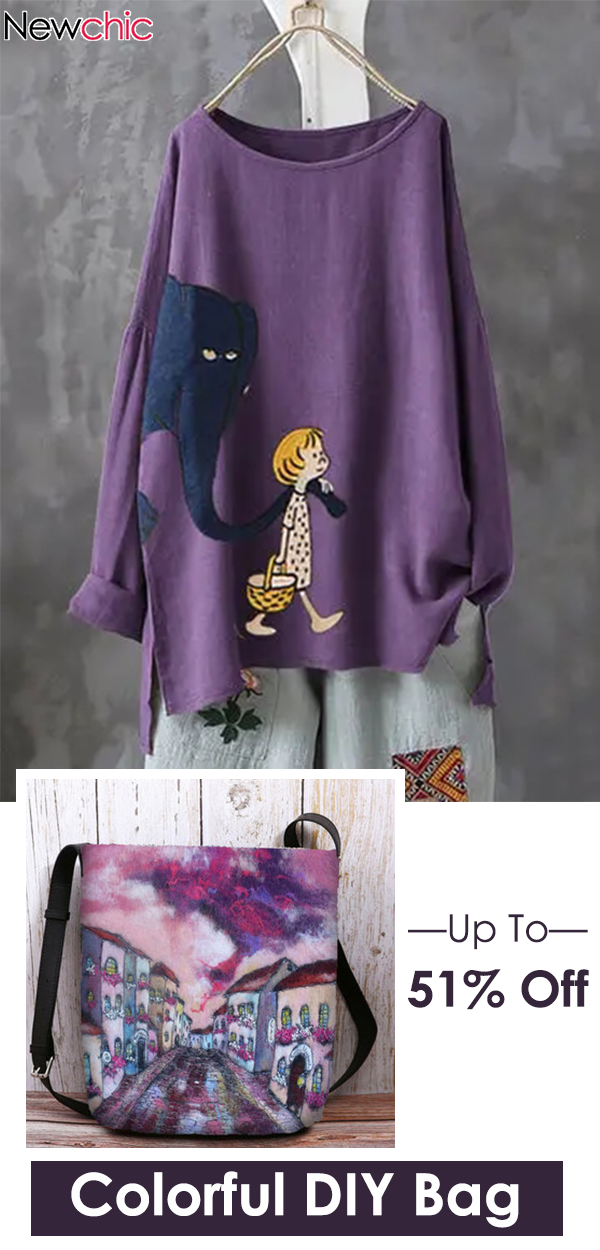 Photo of 51% Off! Women's #DIY Bag & #Blouse With Huge #Discount