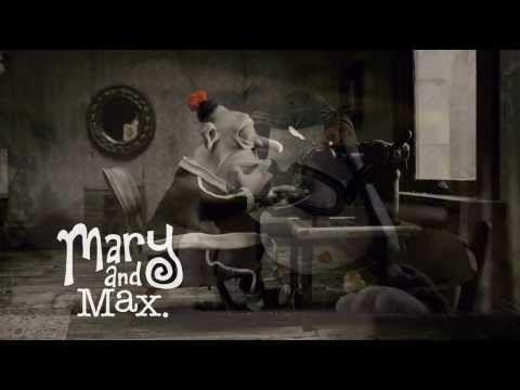Mary And Max Trailer En Espanol Hd Mary And Max Peliculas Animadas Ciudad De Nueva York