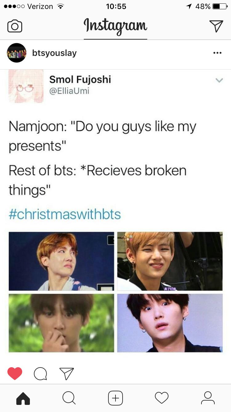 //BTS- the poor bbys