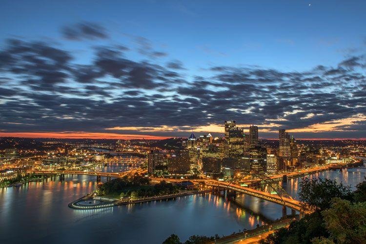 Philadelphia Heaps Praise on Pittsburgh. Wait. What? - The 412 - May 2017
