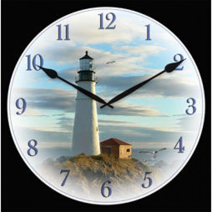Lighthouse wall clocks image collections home wall decoration ideas ashton sutton lighthouse wall clock asc3124 clock wall clocks ashton sutton lighthouse wall clock asc3124 amipublicfo amipublicfo Image collections