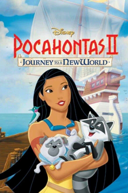 Pin By Daisy Tolosa On Disneytoon Studios Walt Disney Movies Disney Movies Pocahontas Ii
